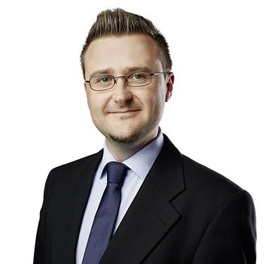 Portrait von Kristijan Lugaric, Leiter Disposition bei Vincentz Network